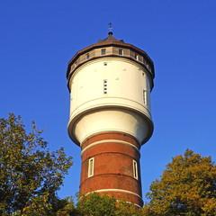 Wasserturm in LOBBERICH ( Niederrhein/Nettetal )