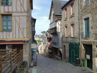 breton street scenery
