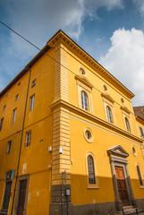 Sinagoga di Pisa, facciata, ebraismo