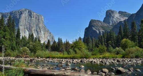 Fotobehang Natuur Park Yosemite National Park, Northern California