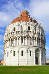 Baptistery in Pisa