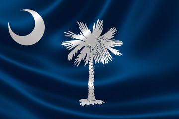 State of South Carolina Flag