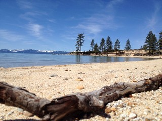 Sand Harbor on Lake Tahoe
