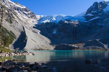 Alpine Lakes and glaciers