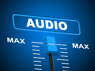 Audio Music Means Extreme Ceiling And Greatest