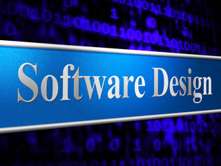 Design Designs Represents Diagrams Softwares And Model