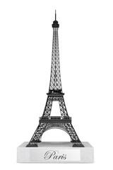 3d Eiffel tower statue