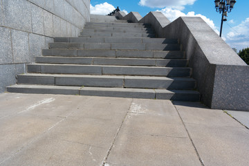 Marble Stairs at Day