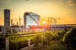 Chemical plant  banks