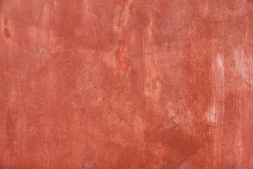 Wandstruktur rot