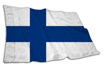Flagge Finnlands