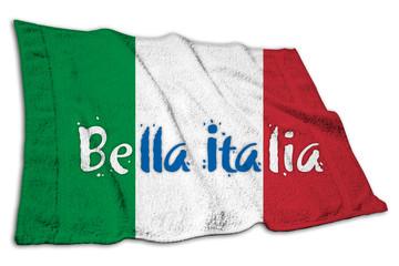 Flagge Bella Italia
