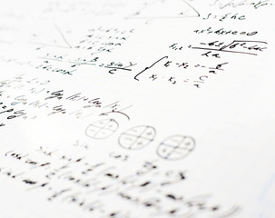 Trigonometry math equations and formulas