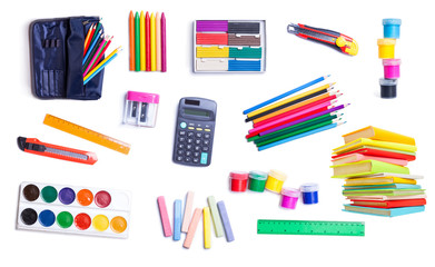 stationery for school and office