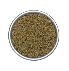 Cumin Seed isolated