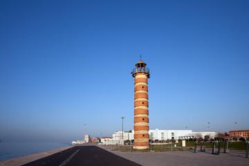 Belem Lighthouse in Lisbon