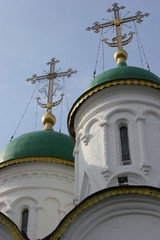 Domes of the Russian Orthodox church