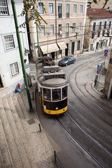 Urban Scenery of Lisbon