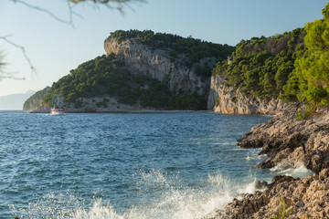 Kroatien dalmatische Küste