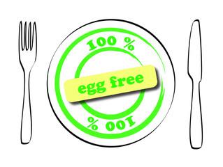 egg free