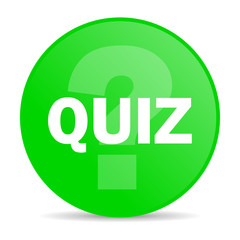 quiz internet icon