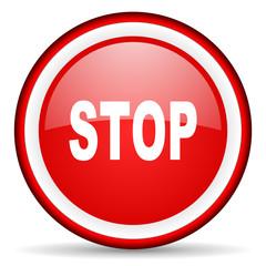 stop web icon