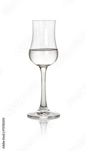 gefülltes Grappaglas - 70785630