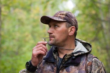 hunter grouse