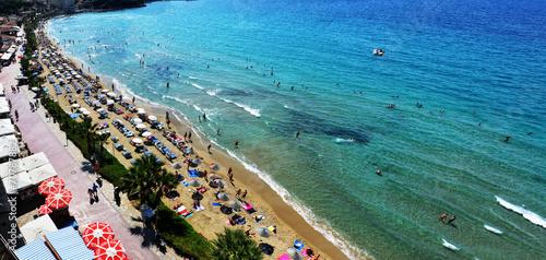 Fotobehang Turkey Kadınlar Plajı, Kuşadası, Turkey