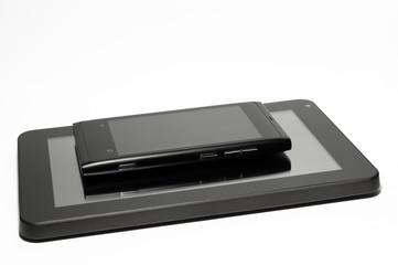 Smartphone e tablet a confronto