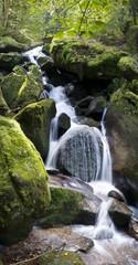 Gertelbach Wasserfälle, Panorama