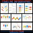 TIMELINE INFOGRAPHIC NEW STYLE COLLECTION 2