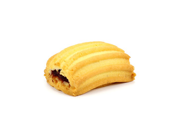 Sweet cookie with  filling
