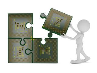puzzles CPU
