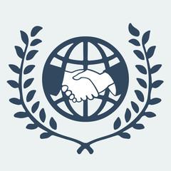 Symbol handshake and the planet