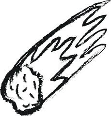 doodle comets