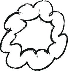 doodle ring cloud
