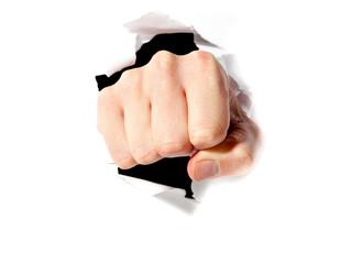 fist paper