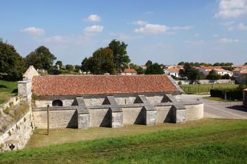 Poudrière Saint-Luc de Brouage