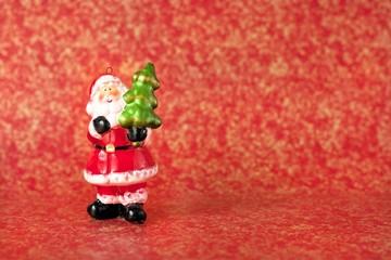 Santa Claus's figurine