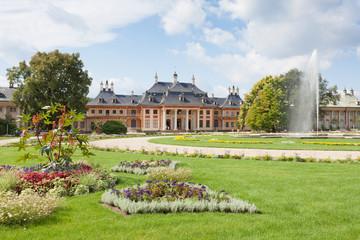 Saxony - Germany - Garden of Pillnitz