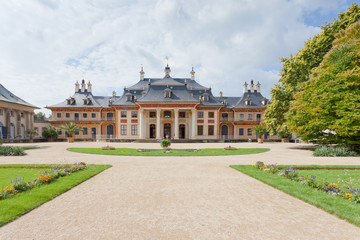 Saxony - Germany - Castle of Pillnitz