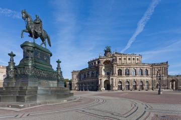 Dresden - Germany - Historic Semper Opera