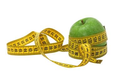 Elma ve diyet