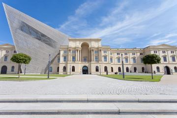Dresden - Germany - Skuril museum
