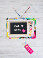 Back to school on tv