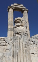 Temple of Apollo Didim Turkey