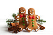 Gingerbread men - 70808629