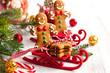 Gingerbread cookies - 70808639