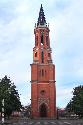 View Tower in Zagan Poland - 70811452